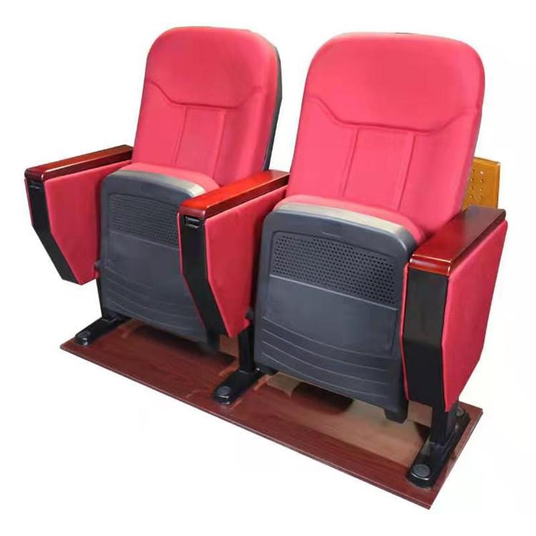礼堂椅 学校报告厅公共座椅 会议椅环保礼堂排椅电影院会议软排椅