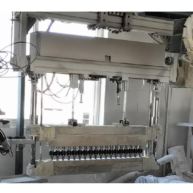 机械手气动夹具 可折叠调整机架 输送线随行夹具 非标自动化设备桁架机械手