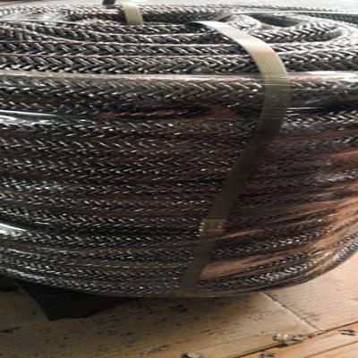 防雷石墨线厂家直销 兰州柔性石墨接地线 新疆碳素石墨接地线