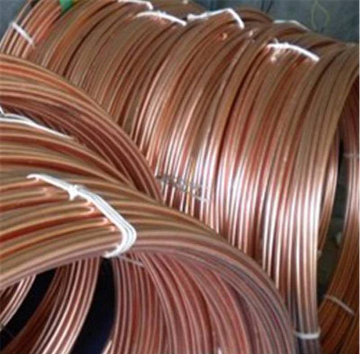 铜覆钢绞线厂家直销 兰州铜包钢接地绞线 宁夏镀铜绞线
