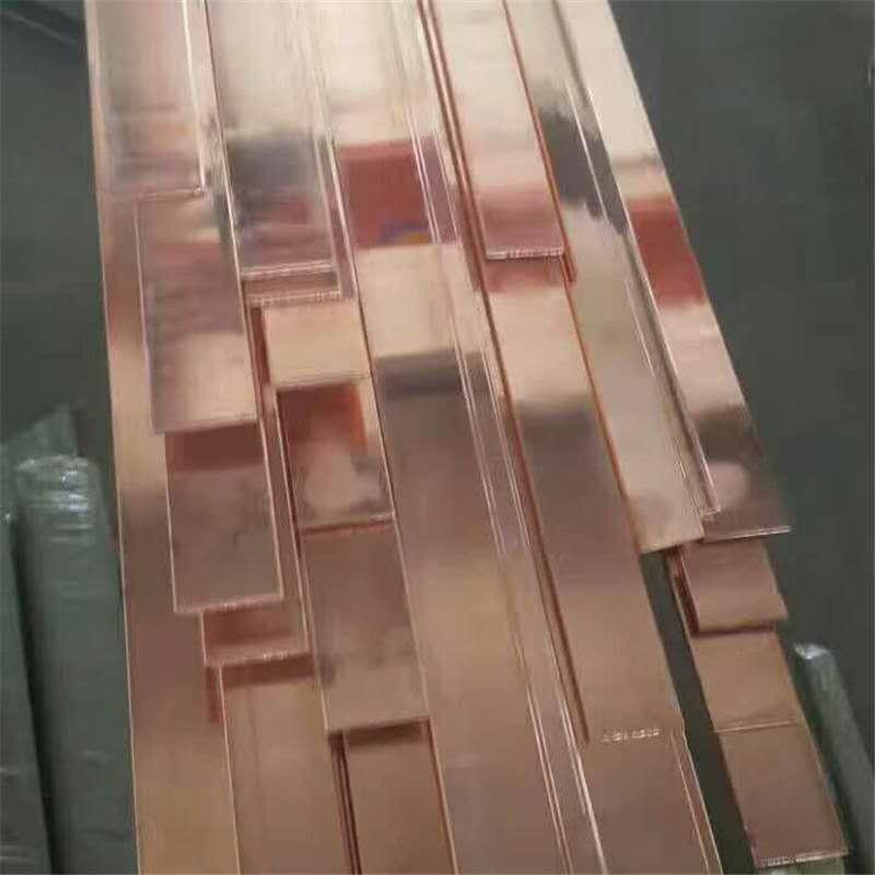 铜包钢扁钢厂家直销 兰州铜包钢扁钢 西安铜包钢扁钢