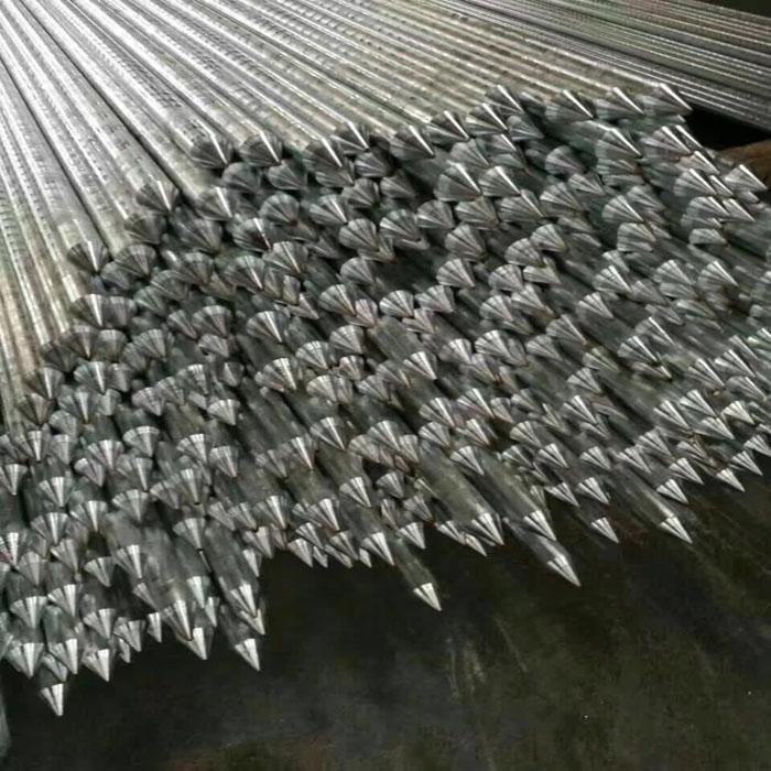 兰州铜包钢合金接地棒 新疆铜合金接地极 铜包钢合金接地极厂家直销