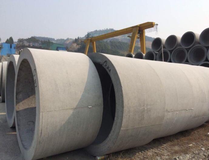 水泥混凝土排水管 企口管排水涵管承插口顶管 贵州水泥制品厂