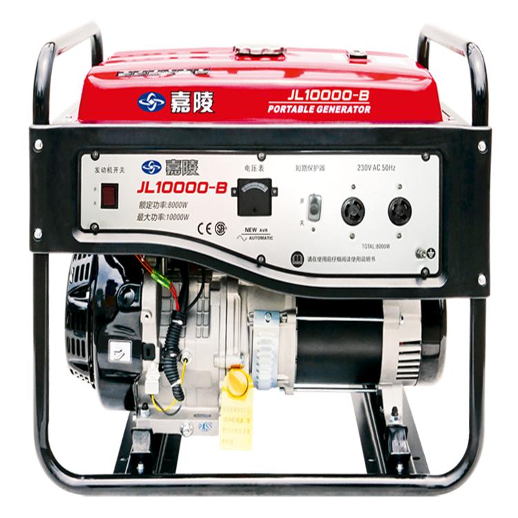 嘉陵发电机JL10000-B 8.0KW