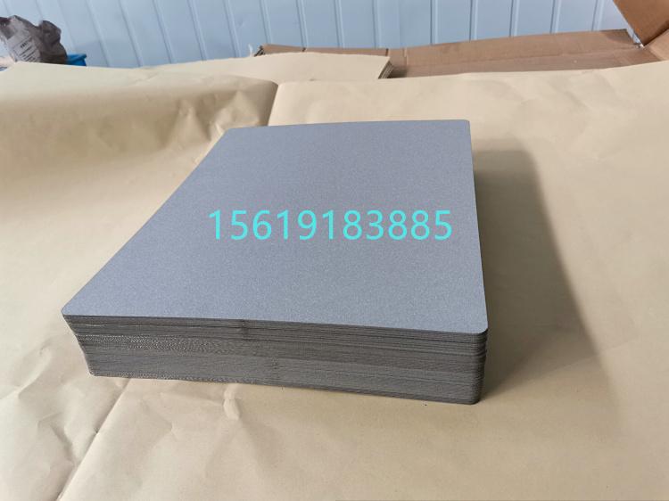 钛粉末烧结过滤板钛多孔板