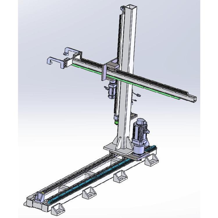 桁架机械手厂家排名 桁架式机械手臂生厂厂家 直角坐标重载模组