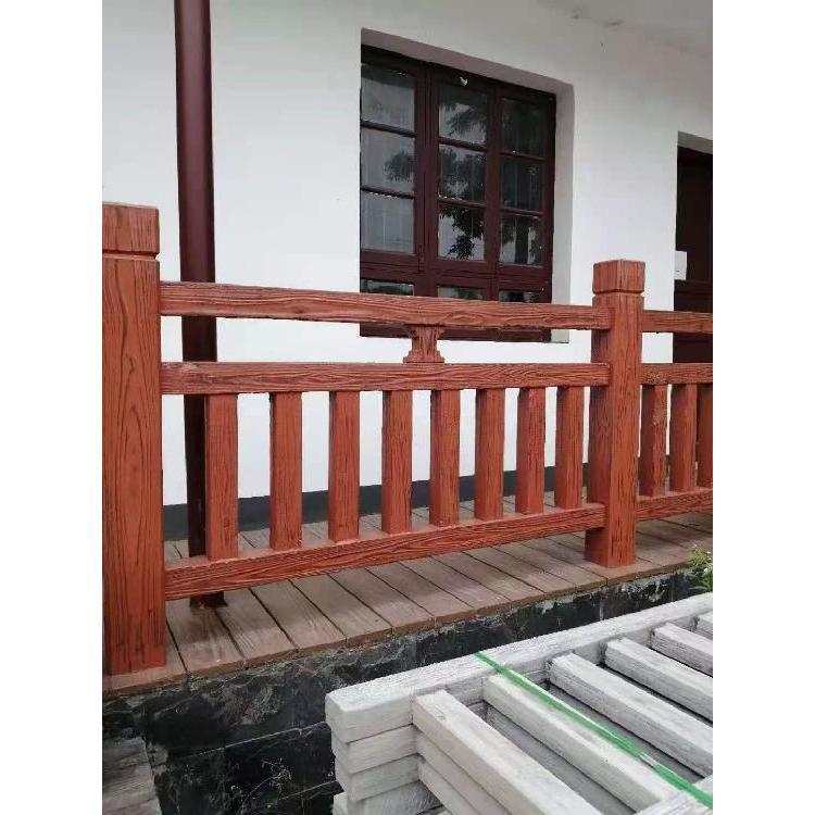 仿木护栏 贵州生产厂家直销 全国可发货质量保证