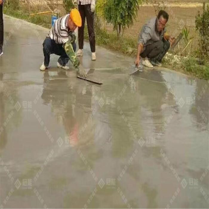 冠能路桥 水泥路面修补料 修复起皮起砂麻面蜂窝 厂家直销