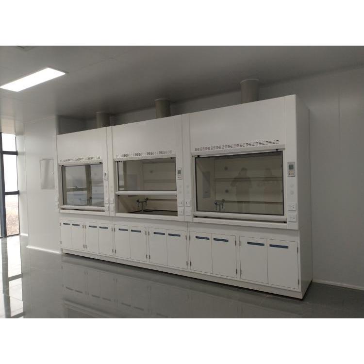 西安邦宝实验室销售 实验室通风柜 落地通风柜 不锈钢通风柜厂家