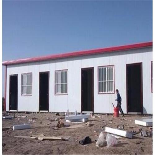 陕西活动房 夹心彩钢板房 岩棉彩钢活动房价格 厂家直销活动板房