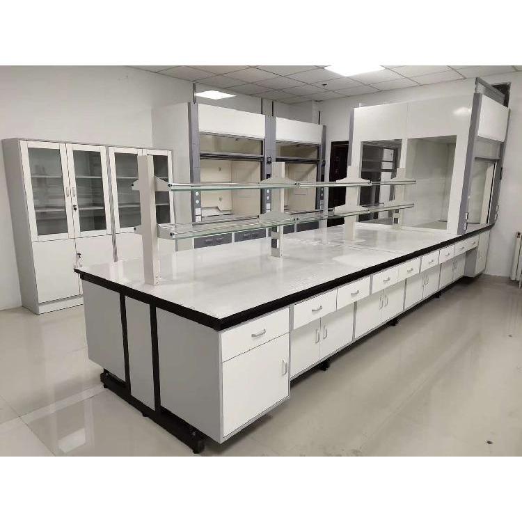 厂家批发实验台 钢木全钢学生操作台 邦宝实验室设备