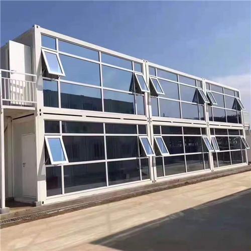 陕西打包箱房 工地打包厢房 西安生产厂家 集装箱房 设计安装