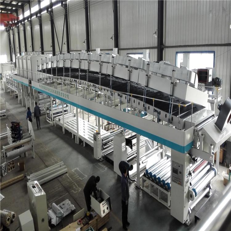 陕西凹版印刷机 涂布机 双色穿梭移印机 机组式凹版 园网壁纸印刷涂布机