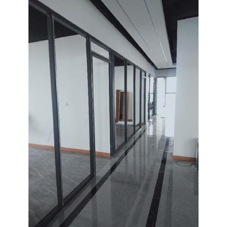 贵州贵阳玻璃隔断生产厂家 各类规格可定制