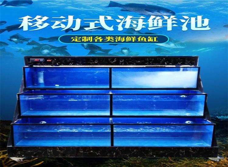 贵州移动海鲜池供应 贵阳供应商