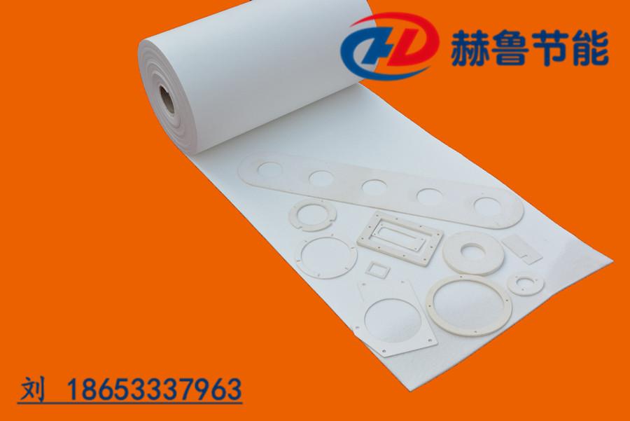 蜂窝式脱硝催化剂隔热纸隔热垫耐高温隔热陶瓷纤维纸垫片