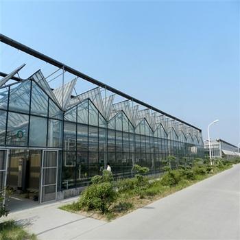 陕西玻璃温室厂家直销带安装