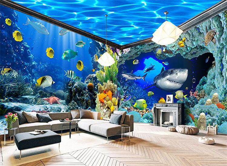 贵州海洋馆海鲜池 海鲜池定制厂家 欢迎咨询