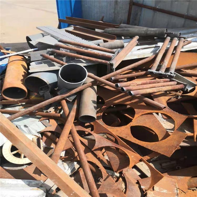 西安雁塔区高价回收废铁 废铜废铁回收厂家