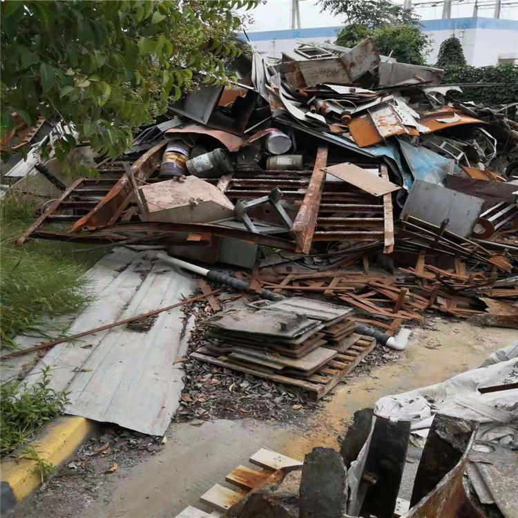 废铁回收 工业废铁 新天顺商贸回收 上门回收 现金结款