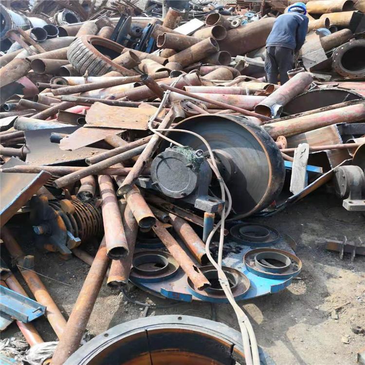西安废铁回收 西安高价回收金属废品