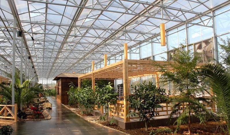 陕西玻璃温室大棚 温室大棚骨架 温室大棚厂