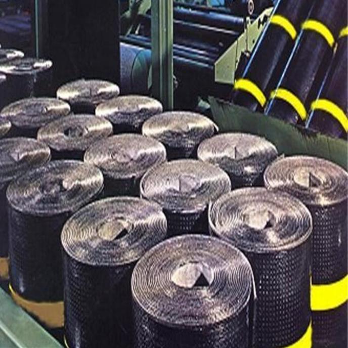 贵州防水材料 高分子自粘橡胶防水卷材图片