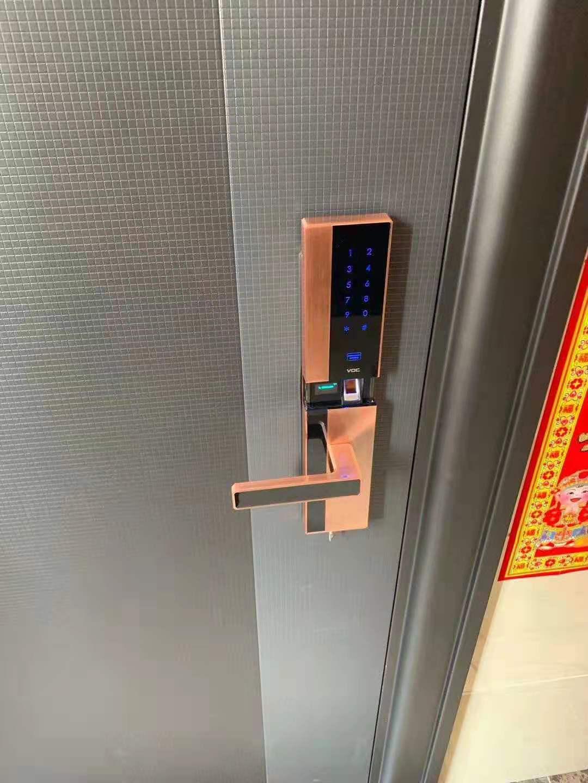 毕节防盗门锁芯更换厂家 欢迎来电咨询
