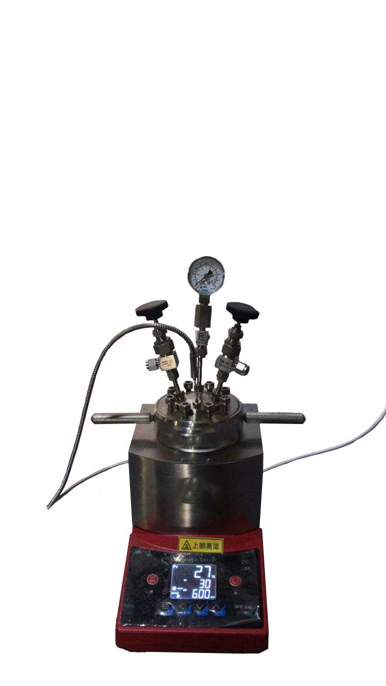 微型高压反应釜厂家