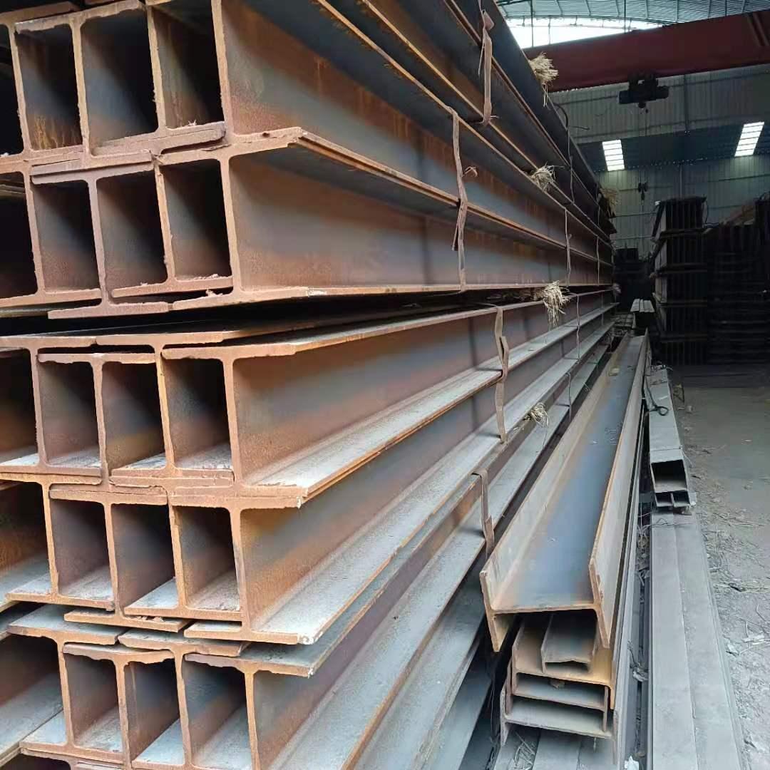 贵州安顺 Q235B材质h型钢现货批发 热轧h型钢250*125*6*9规格