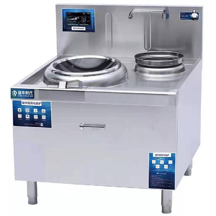 陕西 商用节能猛火灶 酒店厨房饭店专用低压燃气灶 厨房设备