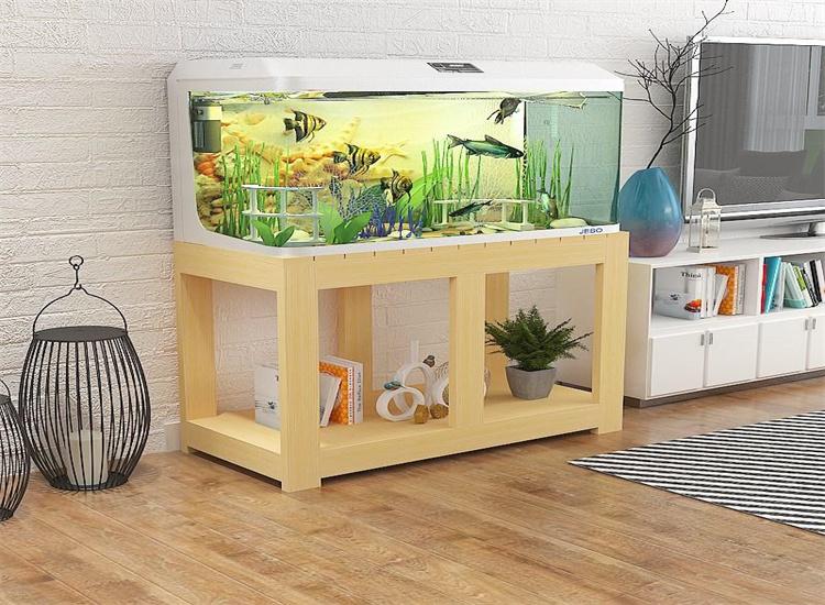 四川成都双层柜体鱼缸厂家直销 买鱼缸选君源鸿盛