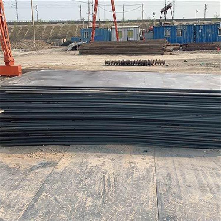鑫朋达西安钢板出租 陕西铺路钢板租赁 厂家直供 货源充足