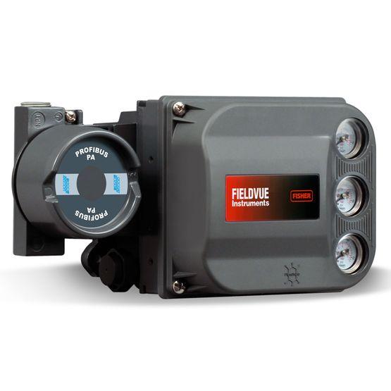 Fisher阀门定位器DVC6205/6215数字式阀门控制器
