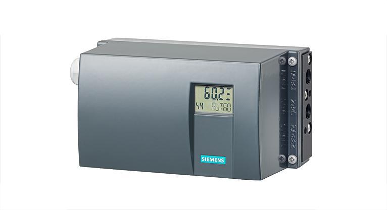 西门子智能SIPART PS2电气阀门定位器6DR5020-0EG01-0AA0