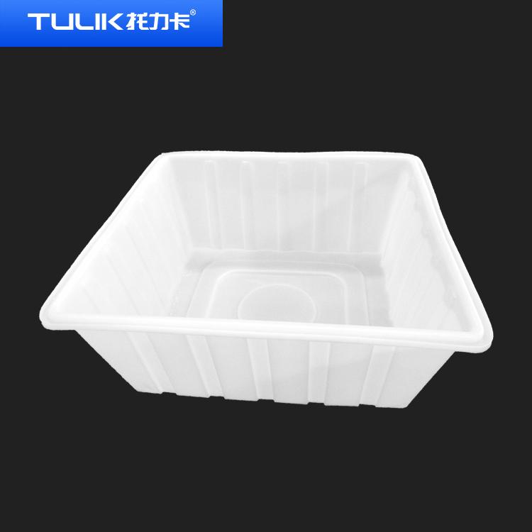 贵州牛筋塑料桶大水桶加厚长方形塑料水箱家用蓄水池养龟卖鱼盆洗澡盆