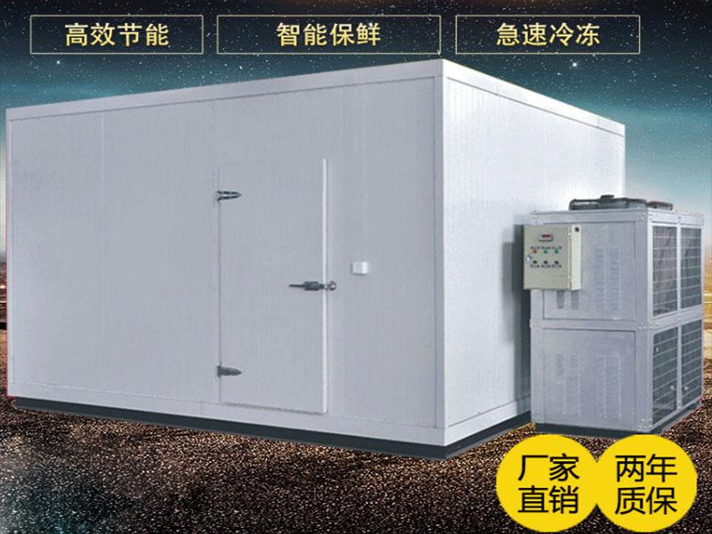 贵阳冷库设备 承接工程建造  上门安装冷库