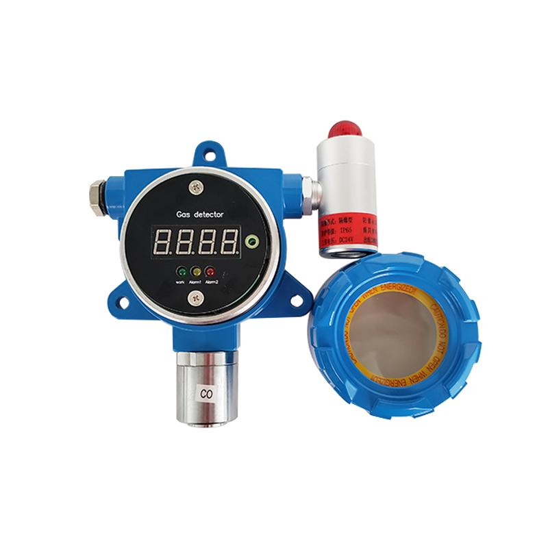 西安华凡HFT-EX点型隔爆固定式显示硫化氢气体探测器检测仪