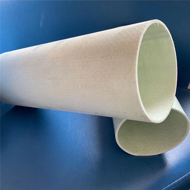 山西太原编绕拉挤管 玻璃钢拉挤电缆保护管 玻璃钢拉挤管厂家定制
