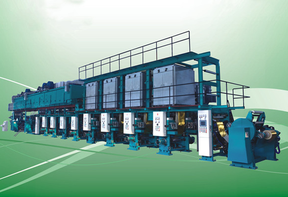 凹版印刷机厂 渭南秦亚印刷机械厂 覆膜机厂 福建印刷设备厂
