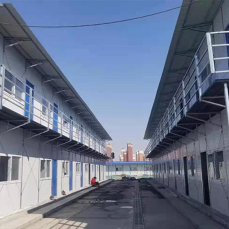 咸阳活动房规格  活动房报价 东建彩钢活动房现货供应