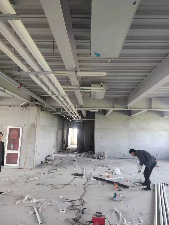 西安空气能实地勘察维修保养 酒店空气能 空气能取暖热水