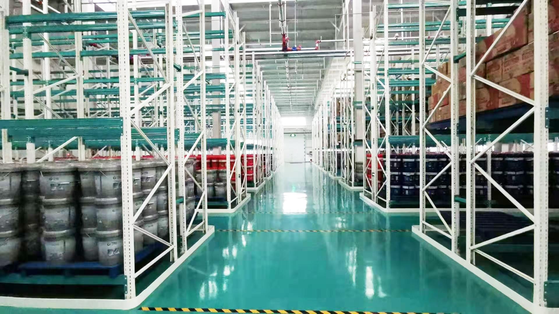 西安窄巷道货架 西安窄巷道式货架   西安仓储货架 西安货架厂