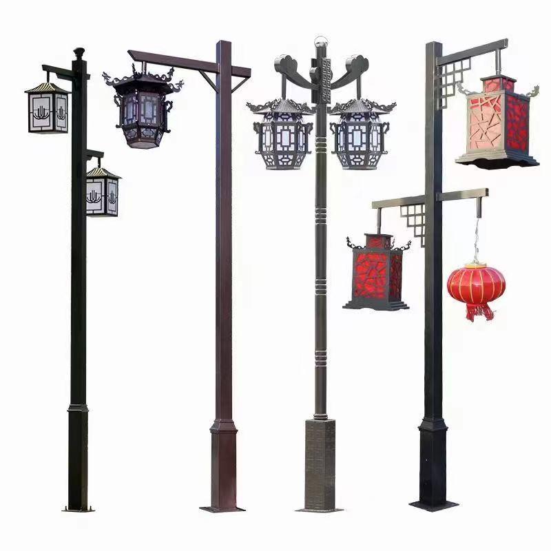 西安灯笼太阳能景观灯