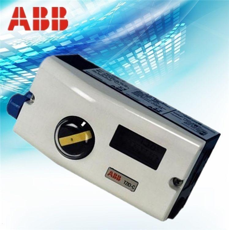 西安现货销售ABB电气阀门定位器TZID-C系列(V18345)