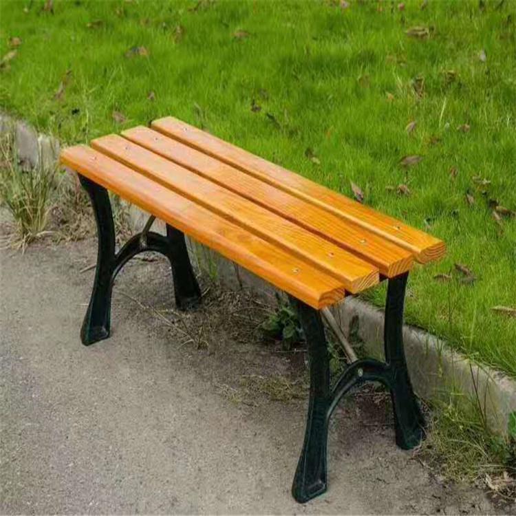 户外公园椅-休闲椅-公园小区休息铸铝铸铁坐凳