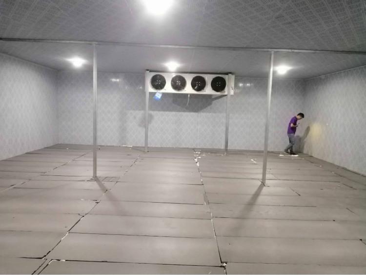 贵州冷库公司 果蔬保鲜冷库设计安装 凝水制冷