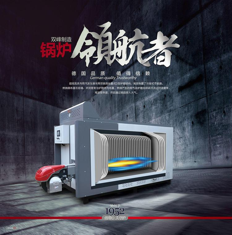 免办证锅炉 天然气环保锅炉 超低氮天然气锅炉 水洗厂蒸汽发生器蒸汽锅炉
