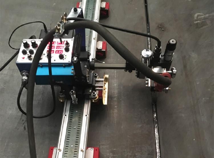 HK-100K 直线焊缝自动焊接小车带磁性导轨 立焊小车 自动焊接小车