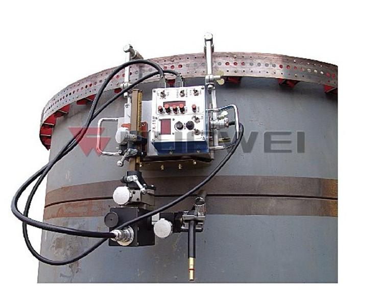上海华威HK-11W 磁力管道自动焊接小车